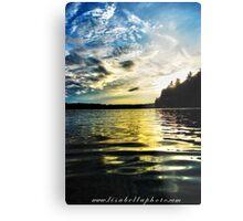 Parry Sound, Ontario Canada Metal Print