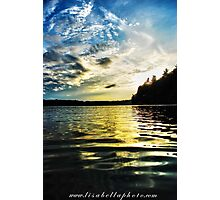 Parry Sound, Ontario Canada Photographic Print