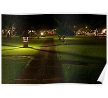 Taman Sari Permuteran Nightlife Poster