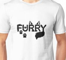 Furry Unisex T-Shirt