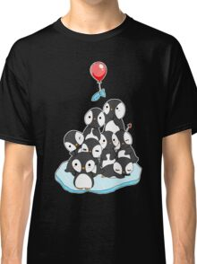 Penguin mountain Classic T-Shirt