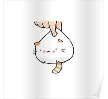 Kawaii Cat Poster
