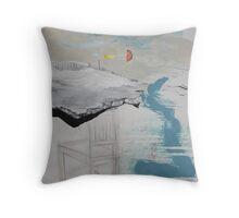 Deleted: Snow-White 2010   Throw Pillow