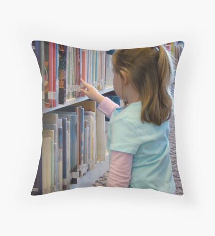 It Is Fundamental Throw Pillow