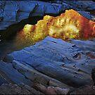 Rock Textures-097 by Albert Sulzer