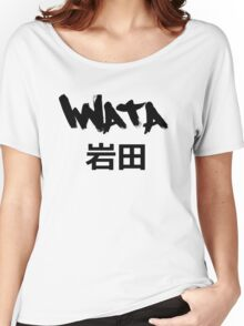 Iwata White Women's Relaxed Fit T-Shirt