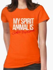 Spirit Animal - Jinkx Monsoon Womens Fitted T-Shirt