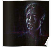 Fox Mulder Poster
