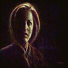 Dana Scully by Fay Helfer