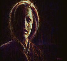 Dana Scully by Fay Helfer
