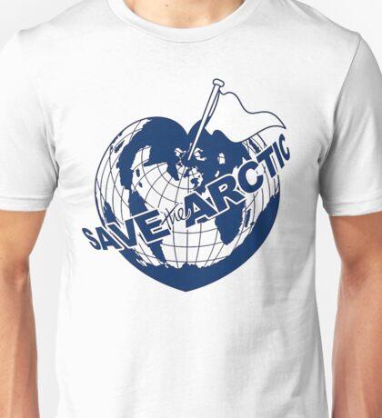 SAVE THE ARCTIC - GREENPEACE Unisex T-Shirt