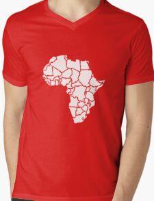 TIA Mens V-Neck T-Shirt