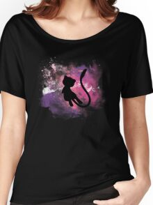 Galaxy Mew - Pokemon Women's Relaxed Fit T-Shirt
