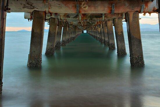 Under The Boardwalk by Brad McEvoy
