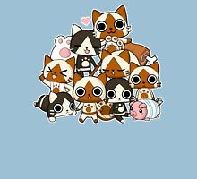 Airou & Merorou Monster Hunter cats Unisex T-Shirt