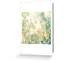 Clusters in the Sky Greeting Card