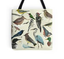 Bird Fanatic Tote Bag