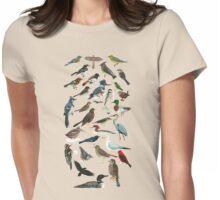 Bird Fanatic Womens Fitted T-Shirt