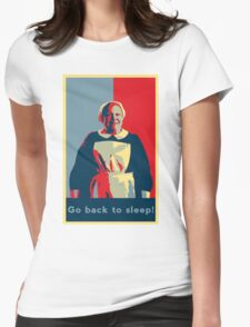 Downton Abbey - Nanny West Womens Fitted T-Shirt