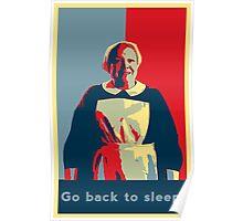 Downton Abbey - Nanny West Poster