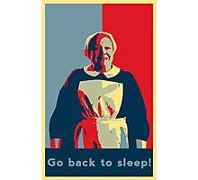Downton Abbey - Nanny West Photographic Print