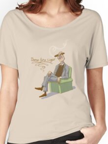 Damn Fine Cigar Women's Relaxed Fit T-Shirt