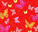 Butterflies II by Alan Hogan