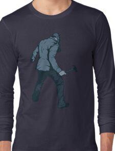 Leroy (Blue) Long Sleeve T-Shirt