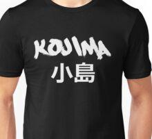 Kojima Black Unisex T-Shirt