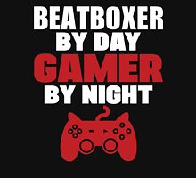 Beatboxer by day gamer by night, T-Shirt