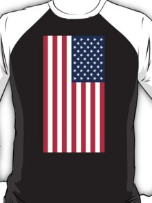 USA flag, 4th of July, Independence Day T-Shirt