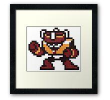solar man Framed Print