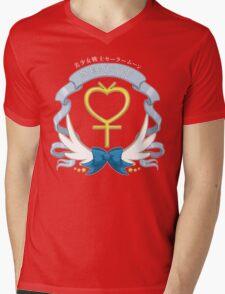 Sailor Signs - Mercury Mens V-Neck T-Shirt