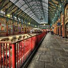 Covent garden, London by Laurent Hunziker