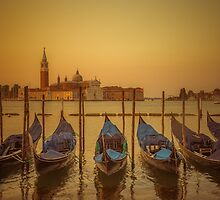 Good morning Venice by Chris Fletcher