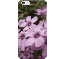Forget Me Not iPhone Case/Skin