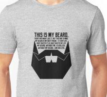 The Beard Creed Unisex T-Shirt