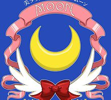 Sailor Signs - Moon (Blue Variant) by TheWhaleBaby
