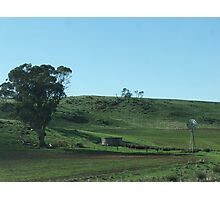A Country Scene (6610) Photographic Print