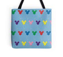 Mickey Balloons - Pattern Tote Bag