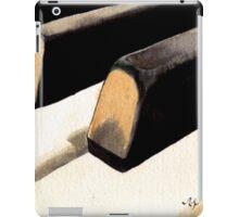Piano Keyboard iPad Case/Skin