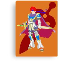 Super Smash Bros Roy (Fire Emblem) Canvas Print