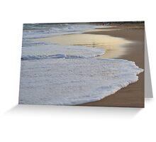 Curl Curl Beach Sydney Northern Beaches Australia Greeting Card