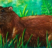 Groundhog by LadyElizabeth