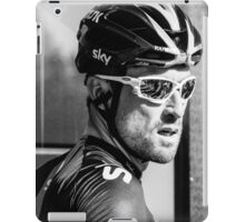 Bernhard Eisel (Team Sky) iPad Case/Skin