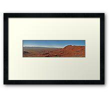 Tom Price Framed Print