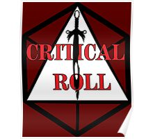 Critical Roll Poster
