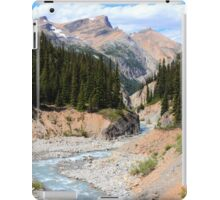 Bow canyon and creek iPad Case/Skin