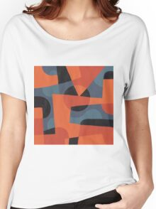 Abstract XXXIX Women's Relaxed Fit T-Shirt