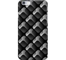 GraySquares iPhone Case/Skin